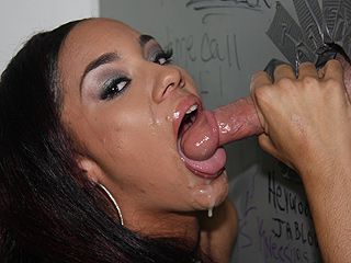 Alicia Tease Blacks On Cougars Rrt