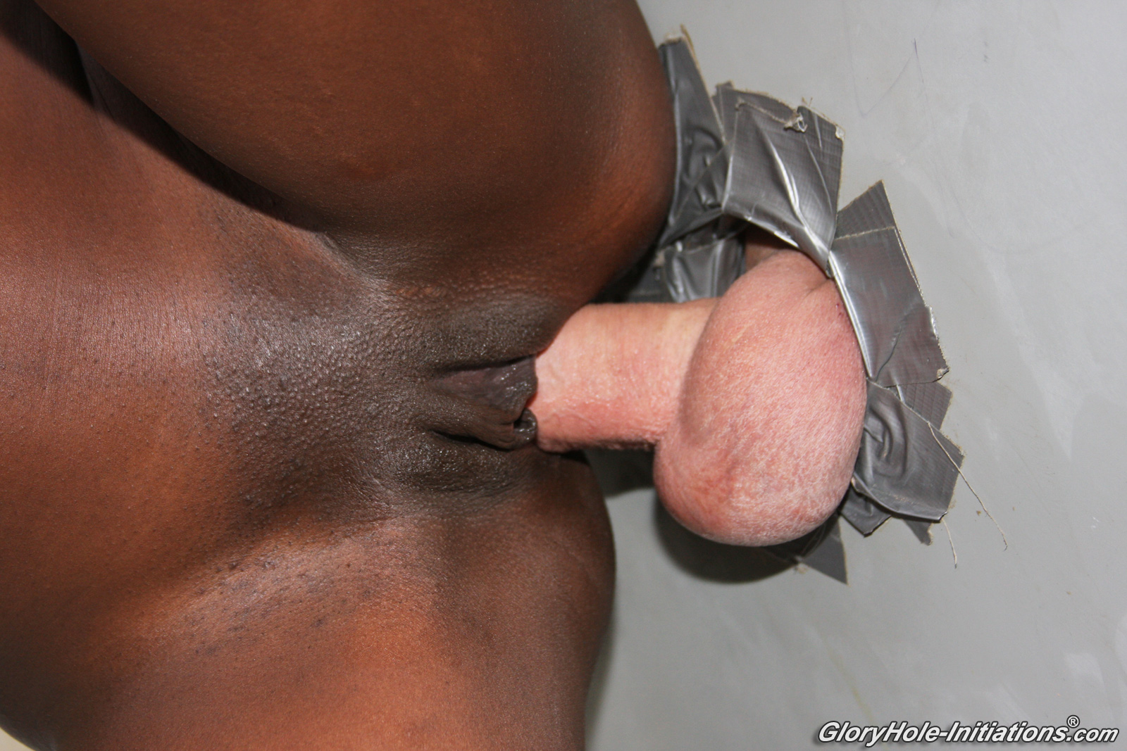 Ebony glory hole post
