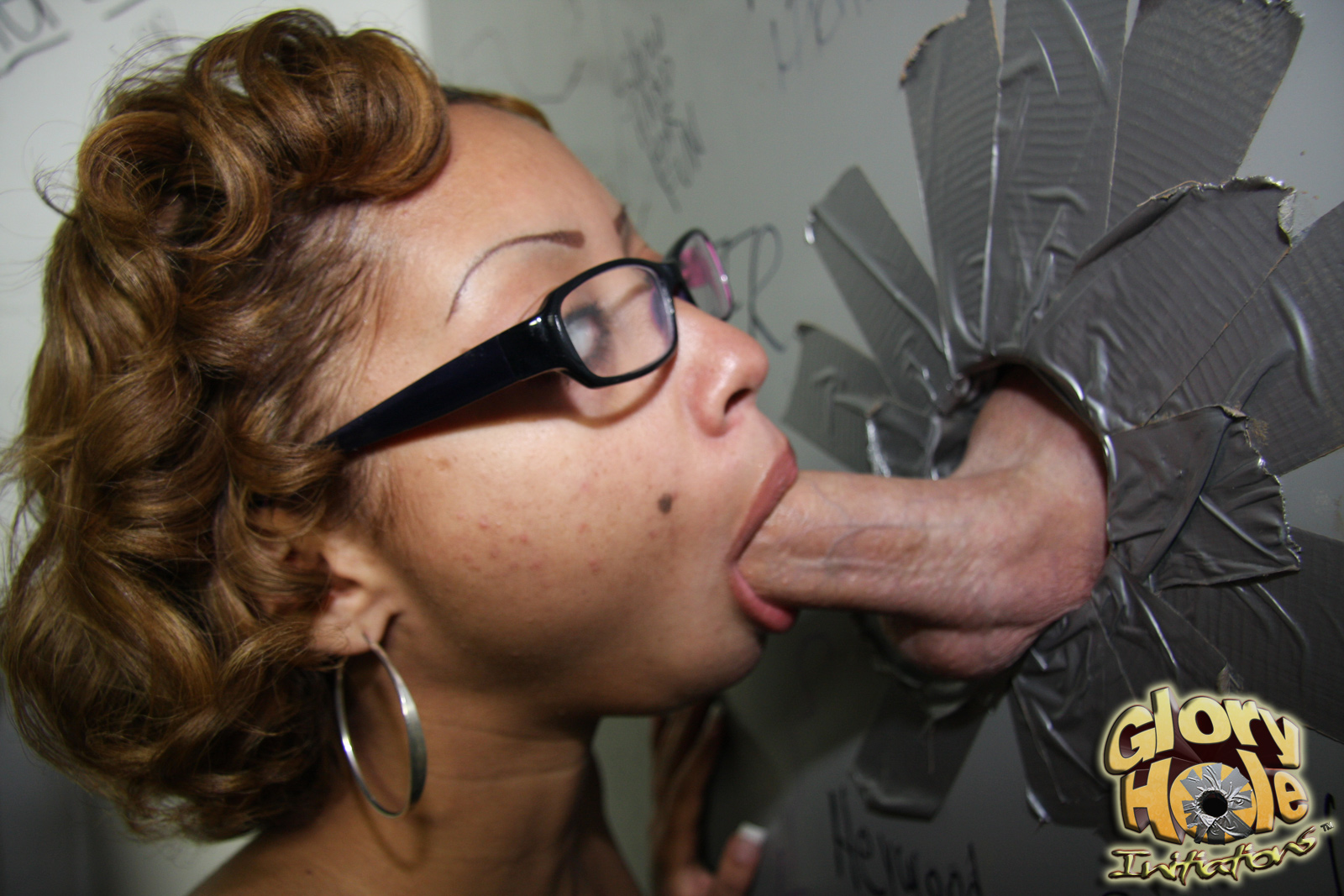 Black men sucking glory hole cock hot gay