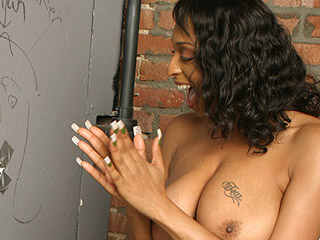 Carmen Hayes Interracial Gangbang Pictures