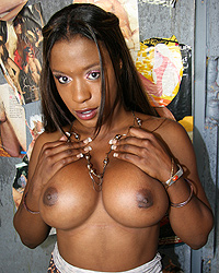 Milan Sterling Interracial Porn Site