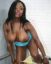 Nikita Blade Interracial Picture