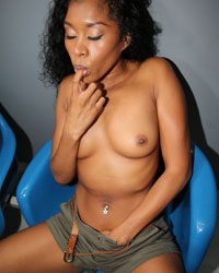 Yasmine De Leon Black Dick Deep Throat